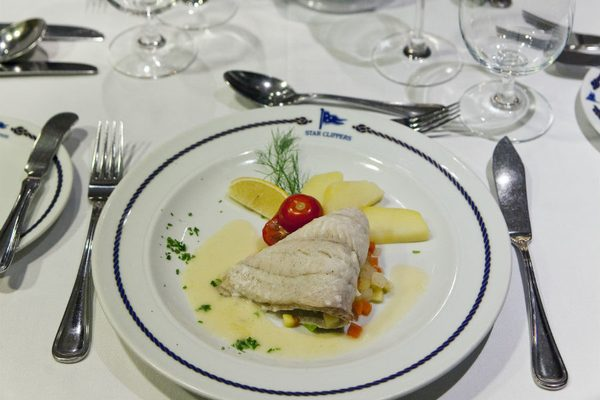 Dining Star Clippers