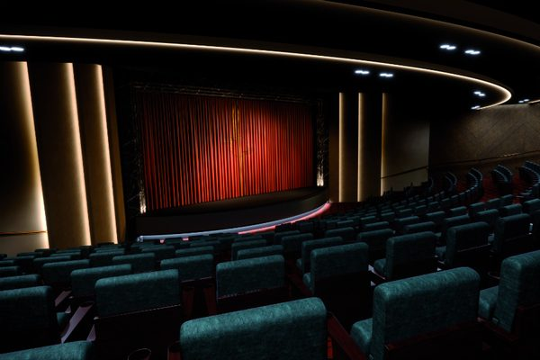 The Playhouse Theatre on Saga Spirit of Discovery