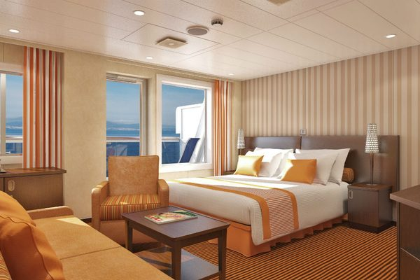 Junior Suite - Carnival Accommodation