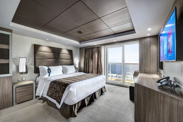 MSC Cruises - Accommodation