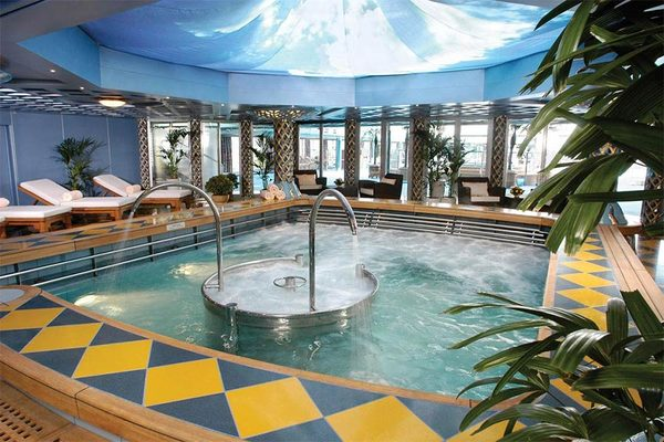 Greenhouse Spa Hydrotherapy Pool