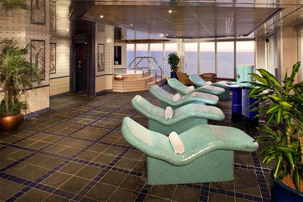 Greenhouse Spa Thermal Suite