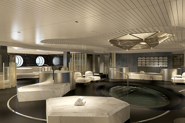 Redemption Spa - Virgin Voyages - Relaxation