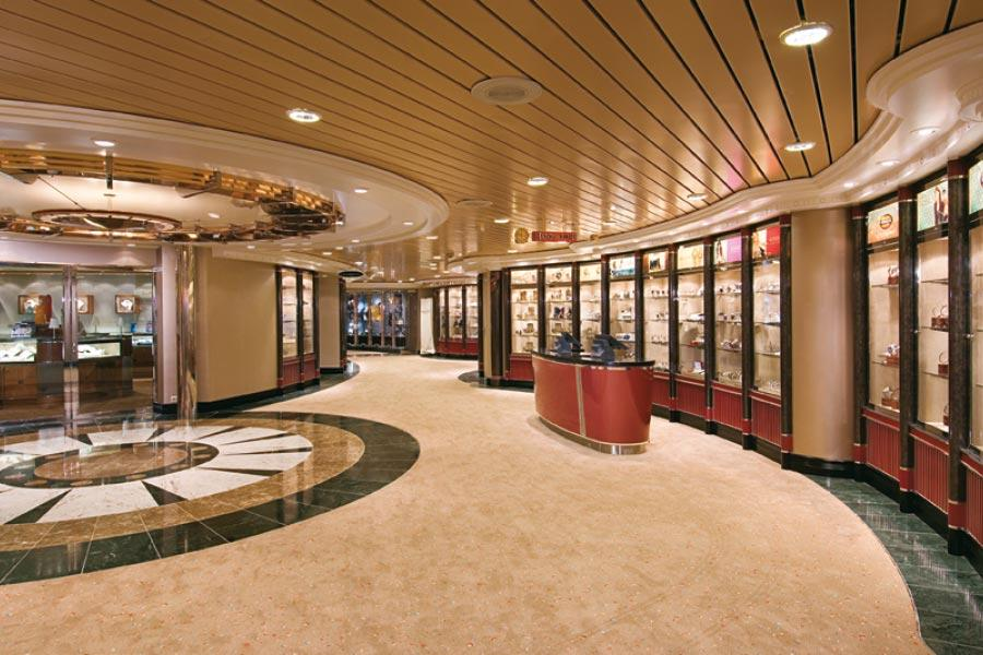 Brilliance of the Seas - Shops