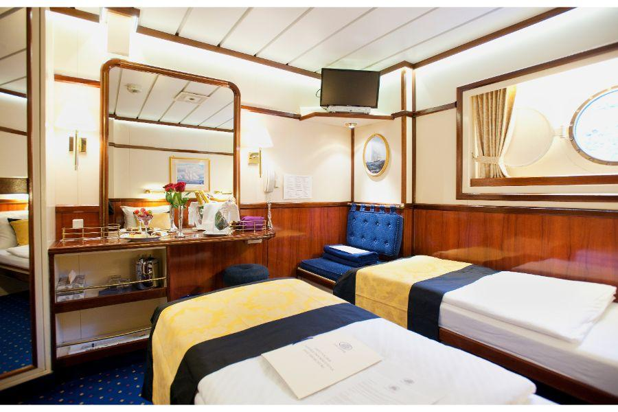 Star Clippers - Cabin