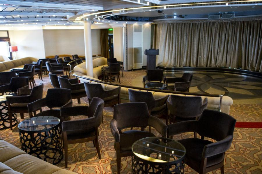 Windstar Cruises - Lounge