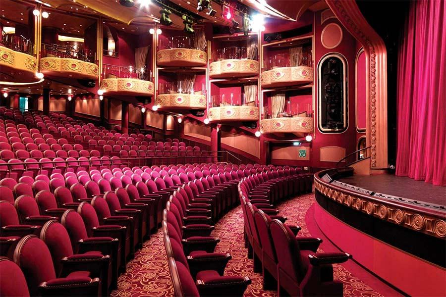 Queen Victoria - Royal Court Theater