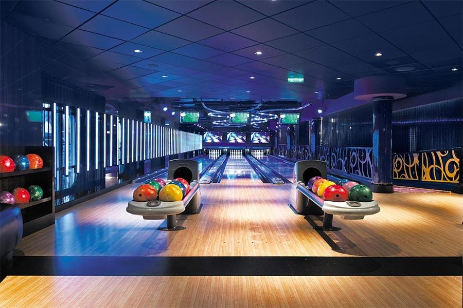 Epic - Bowling Alley