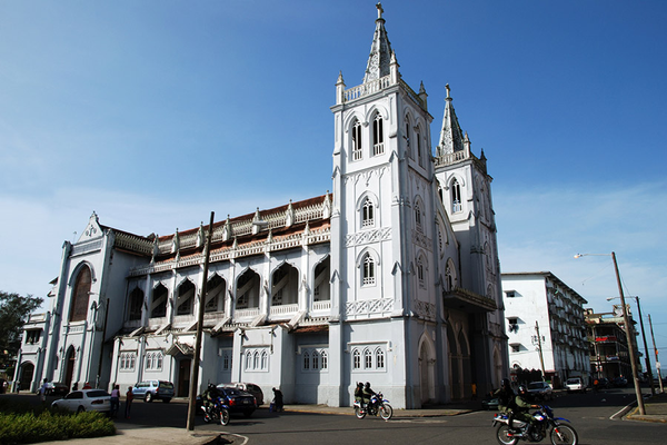 Historical building located in Colon