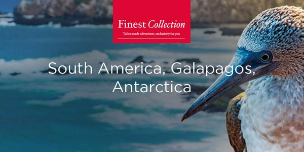 Book South America Finest Collection Cruise Package