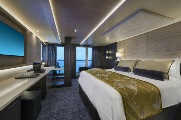 Norwegian Joy - Concierge Suite