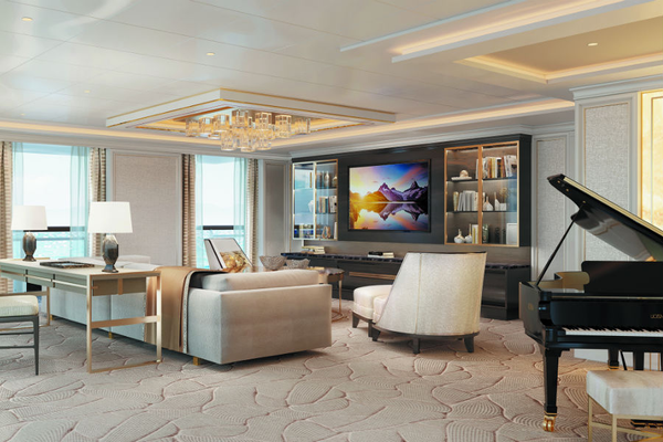 Living Room Suite  - Regent Splendor