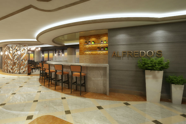 Alfredo's Dining - Enchanted Princess