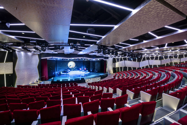 MSC Cruises - Entertainment - Theatre