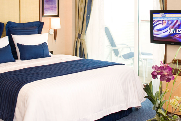 Accommodation - Royal Caribbean