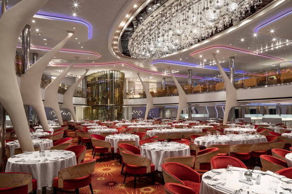 Main Restaurant - Celebrity Silhouette
