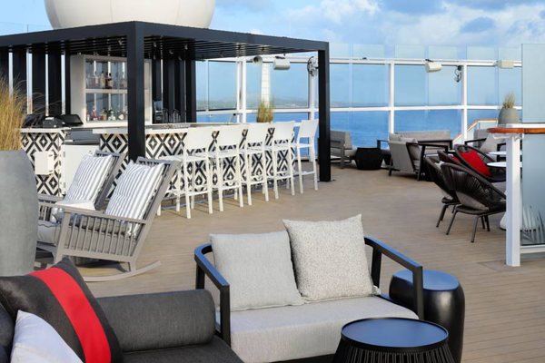 Retreat Sundeck - Celebrity Silhouette